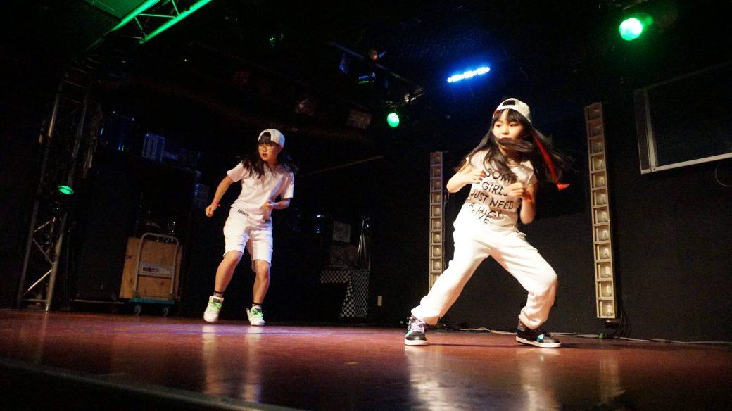 南行徳キッズダンス教室イベント