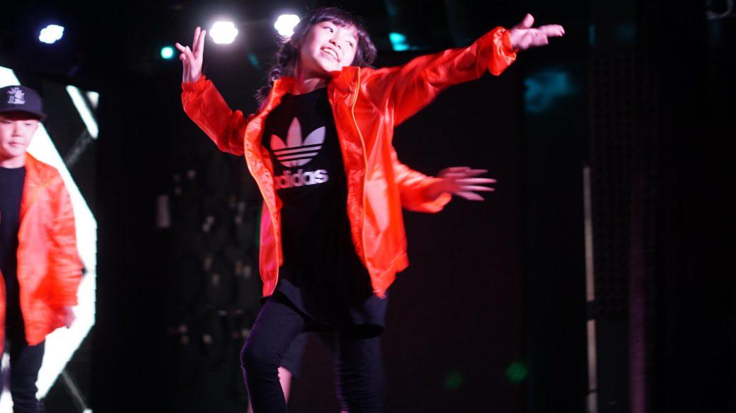イベントキッズダンス南行徳